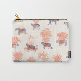 Where they Belong - Tigers Carry-All Pouch