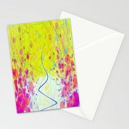 Barnsley Wisteria Day Glow Stationery Cards