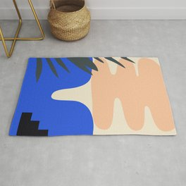 Shape study #14 - Stackable Collection Rug