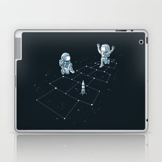 Hopscotch Astronauts Laptop & iPad Skin