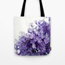 VIOLET TREE Tote Bag