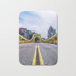 Pittsburgh Bath Mat