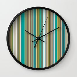 Lineara 1 Wall Clock