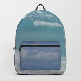 Carribean sea 3 Backpack