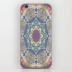 Jungle Kaleidoscope iPhone & iPod Skin