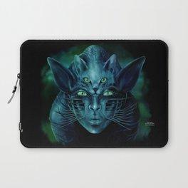 Cat People Laptop Sleeve