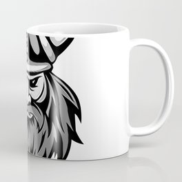 Viking Face Coffee Mug