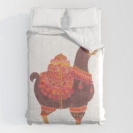 The Lovely Llama Comforters