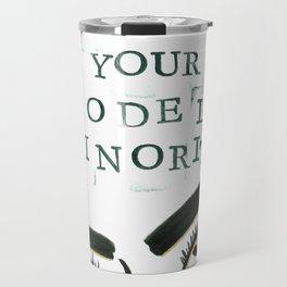 Not Your Model Minority V.2 Travel Mug