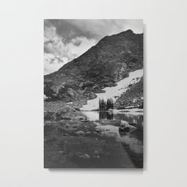 Diamond Lake Storm Metal Print