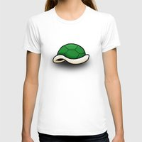 shell T-shirts featuring Shell. by Matheus Lopes