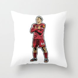 Trent Celebration Throw Pillow