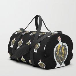 A bottle of thunder Duffle Bag