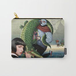 The Jewish Girl Carry-All Pouch