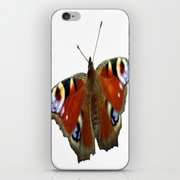 Simply just a butterfly iPhone Skin
