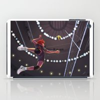 haikyuu iPad Cases featuring Little Crow by AndytheLemon