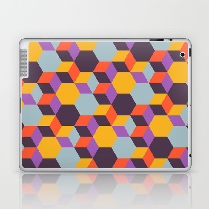 Colmena 32 Laptop & iPad Skin