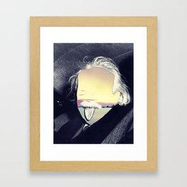 Insurgent Albert Framed Art Print