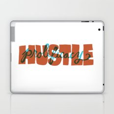 Hustle & Prolificacy Laptop & iPad Skin