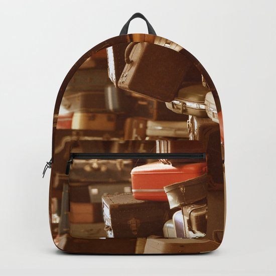 TOWER OF LUGGAGE Backpack
