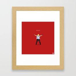Y2J Framed Art Print