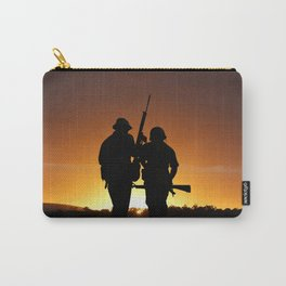 Dawn of the Warrior Carry-All Pouch