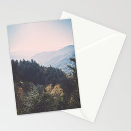 Smoky Mountains National Park Stationery Cards