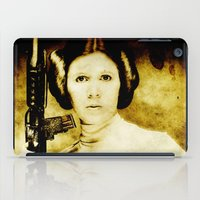 leia iPad Cases featuring Vintage Leia by Freak Shop | Freak Products