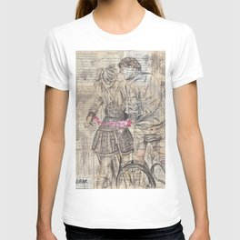 Bike of love T-shirt