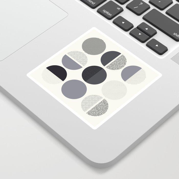 Consentrik Sticker