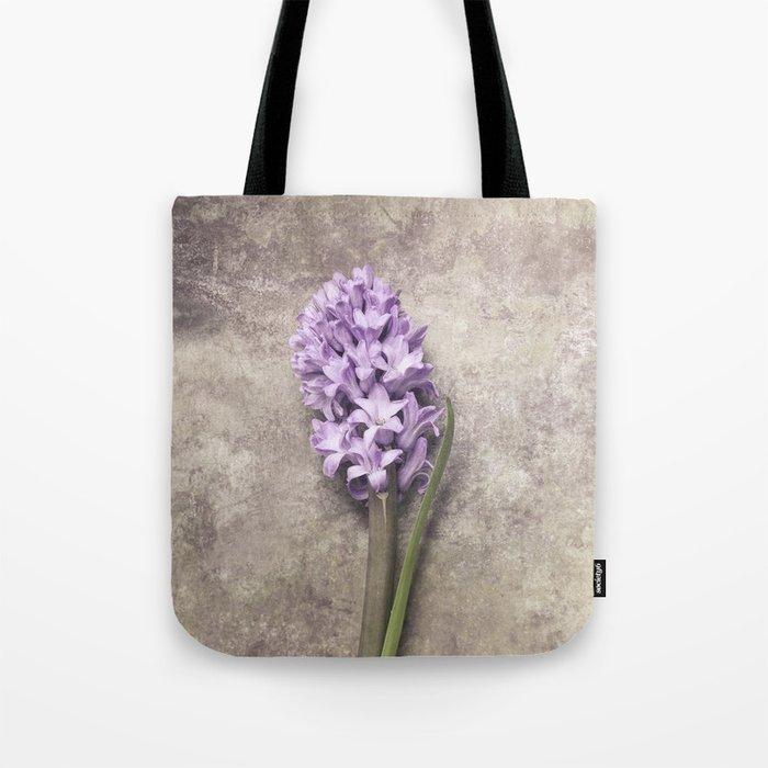 Light Purple Hyacinth Tote Bag