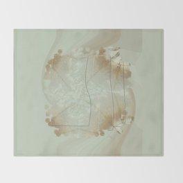 Tynes Threadbare Flowers  ID:16165-025735-51591 Throw Blanket