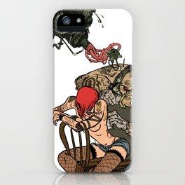 NICOLAS BRONDO ARTS - Tattoo nation iPhone Case