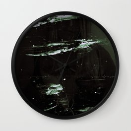 Relomia Struggles For Dominance II Wall Clock