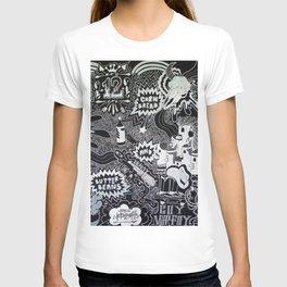 Cornbread And Butternut T-shirt