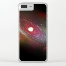 Star Birth Clear iPhone Case