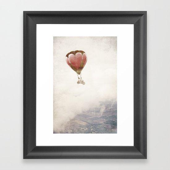 Just Married - Going Home Framed Art Print