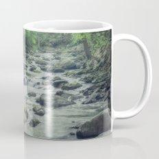 Misty Forest Stream Mug