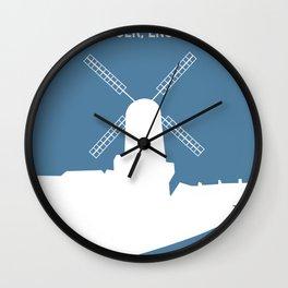 Cley next the Sea Wall Clock