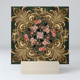Baroque Briar Mini Art Print