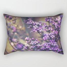 Wild Boronia Rectangular Pillow