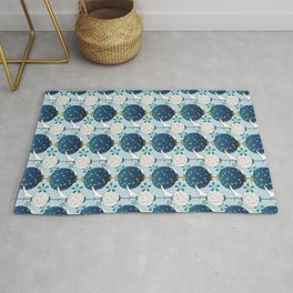 A thousand years Rug
