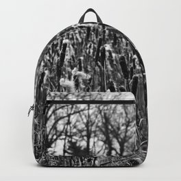 Winter Poetry of the Grasses Backpack