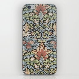 Art work of William Morris 6 iPhone Skin