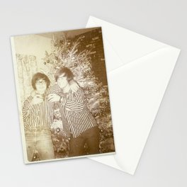 To Christmas! Stationery Cards