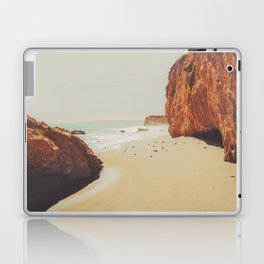 Beach Day - Ocean, Coast - Landscape Nature Photography Laptop & iPad Skin