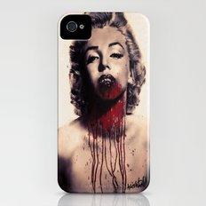 Vampire Marilyn Monroe iPhone (4, 4s) Slim Case