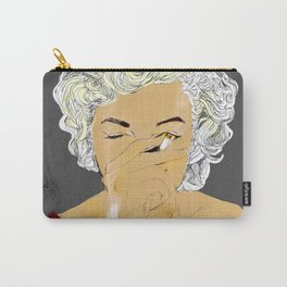 smoke marilyn Carry-All Pouch