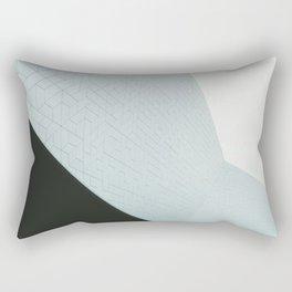 Amsterdam Eye Museum #1 Rectangular Pillow