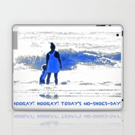 Hooray! Hooray! Laptop & iPad Skin